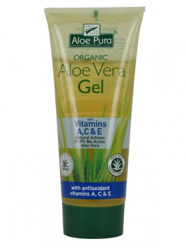 Aloe Pura OPTIMA ALOE VERA GEL vit. ACE 200ml