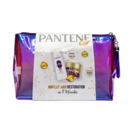 Pantene Set Pro-v Superfood Shampoo 360ml + Pantene Superfood Mask 300ml
