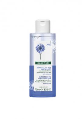 Klorane Bleuet Demaquillant Yeux Waterproof 100ml
