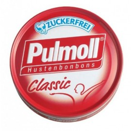 PULMOLL Classic Καραμέλες για τον βήχα 45gr