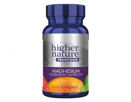 Higher Nature True Food Magnesium 90Tabs
