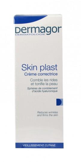 Inpa, Dermagor Skin Plast, 40 ml + ΔΩΡΟ Dermagor Gel Moussant Sugras 200ml
