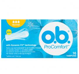 O.B. Pro Comfort Normal 16τμχ