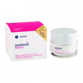 Medisei Panthenol Extra Day Cream Spf15/UVA Νέα Προηγμένη Σύνθεση 50ml