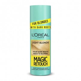 LOreal Paris Magic Retouch Instant Root Concealer Spray 9.3 Light Blonde 75ml