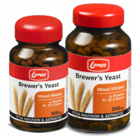 LANES BREWERS YEAST 400TABS
