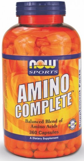 Now Foods Amino Complete 360caps