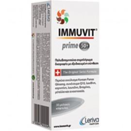 IMMUVIT Prime 50+ 30softgels