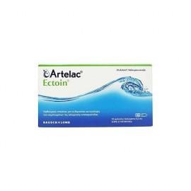 Bausch & Lomb Artelac Ectoin 20 x 0.5ml Αμπούλες Διαλύματος