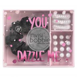 Invisibobble You Dazzle Me Sparks Flying Trio 1x Sprunchie & 3x Waver & 3x Original