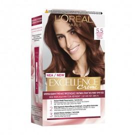 LOreal Excellence Creme 5.5 Ακαζού Μαονί 48ml