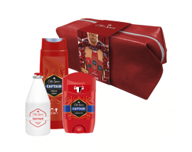 Old Spice Set Captain Deodorant Stick 50ml + Old Spice Captain Shower Gel+Shampoo 250ml + Old Spice Captain After Shave Lotion 100ml ΔΩΡΟ Νεσεσέρ