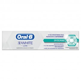 Oral-B 3D White Luxe Intensivo 75ml