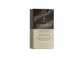 Apivita My Color Elixir kit Μόνιμη Βαφή Μαλλιών 6.78 ΞΑΝΘΟ ΣΚΟΥΡΟ ΜΠΕΖ ΠΕΡΛΕ