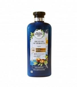 Herbal Essences Argan Oil Of Morocco Shampoo για Αναδόμηση 400ml