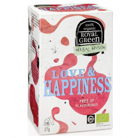 Am Health Royal Green Herbal Infusion Love & Happiness 16 φακελάκια