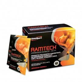 EthicSport Ramtech Συμπλήρωμα Διατροφής με Αμινοξέα Διακλαδισμένης Αλυσίδας με Αλανίνη, Βιταμίνες και Ψευδάργυρο 20 x 10.5gr Φακελάκια