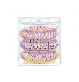 Invisibobble Original Sparkling Purple Chrome 3τμχ