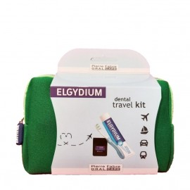 Elgydium Dental Travel Kit Green 1τμχ