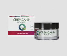 Annabis Cremcann Hyaluron Anti Age Repair Cream Ενυδατική Κρέμα Ημέρας με Υαλουρονικό Οξύ 15ml