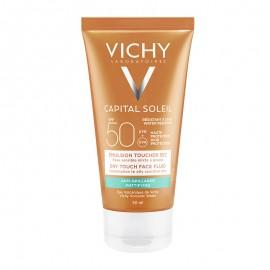 VICHY Ideal Soleil SPF50 Ματ Αποτέλεσμα 50ml