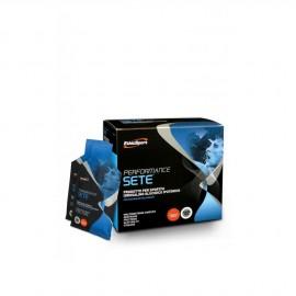EthicSport Performance Sete Arancia Rossa Διατηρεί τα Αποθέματα Ηλεκτρολυτών, Υδατανθράκων και Νερού με Γεύση Σαγκουίνι 14 x 22gr Φακελάκια