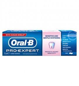 Oral-B Pro Expert Sensitive & Whitening Οδοντόκρεμα 75ml