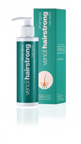 Vencil Hairstrong Shampoo 170ml
