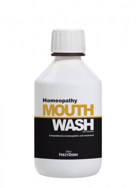 Frezyderm Homeopathy Mouthwash 250ml