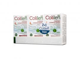 Aboca Set Colilen IBS Συμπλήρωμα για τη Θεραπεία του Ευερέθιστου Εντέρου 3x60caps 2+1 Δώρο