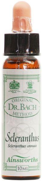 DR.BACH Ainsworths Scleranthus 10ml