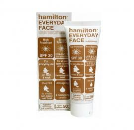 Hamilton Everyday Face Sunscreen Spf30 50gr