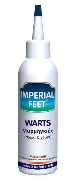 Imperial Feet Warts Μυρμηγκιές Πόδια & Χέρια 75ml