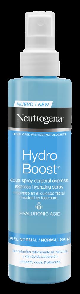 Neutrogena Hydro Boost Aqua Spray Άμεσης Ενυδάτωσης Σώματος 200ml