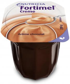 NUTRICIA FORTIMEL CRÈME ΣΟΚΟΛΑΤΑ 4 X 125GR