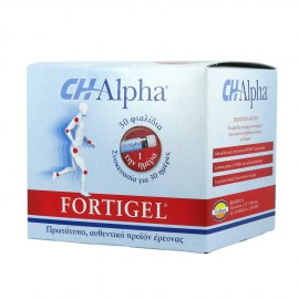 CH Alpha Fortigel υδρολυμένο πόσιμο κολλαγόνο 30 Vials