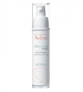 Avene Cleanance Women Soin Nuit Lissant Cream 30ml