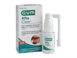 GUM AftaClear Spray 15ml