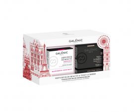 Galenic Set Diffuseur de Beaute Κρέμα Ημέρας Προσώπου για Λάμψη & Ενυδάτωση 50ml & ΔΩΡΟ Teint Lumiere Poudre de Soleil Πούδρα 9,5g