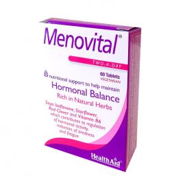 HEALTH AID MENOVITAL™ TABLETS 60S