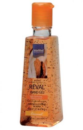 Intermed Reval Plus Coconut Antiseptic Hand Gel 100ml
