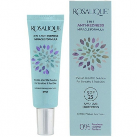 Rosalique 3 in 1 Anti-Redness Miracle Formula SPF25 30ml