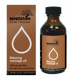 BENOSTAN RELAXING OIL 100ML