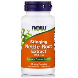 Now Foods Stinging Nettle Root Extract 250mg, 90 Veget.caps