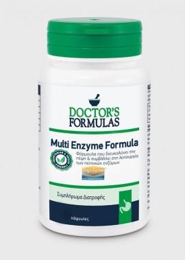 Doctors Formulas Multi Enzyme Formula 60caps