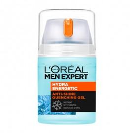 L Oreal Paris Men Hydra Energetic 24ωρη ενυδατική κρέμα κατά της λιπαρότητας 50ml