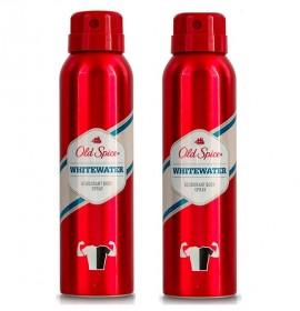Old Spice Whitewater Deodorant Body Spray 150ml 1+1 ΔΩΡΟ