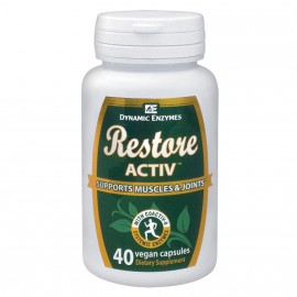 AM HEALTH DYNAMIC RESTORE ACTIV 40caps