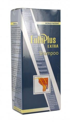 Inpa, Folliplus Extra Shampoo, 200 ml : Αποτελεσματικό Σαμπουάν που Προλαμβάνει & Καταπολεμάει τα Συμπτώματα της Αλωπεκίας & της Τριχόπτωσης, Κατάλληλο για την Περίοδο της Εμμηνόπαυσης