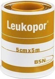 Leukopor 5cm X 5m